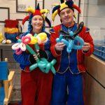 Balloon Modellers at Work!