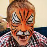 smiley tiger